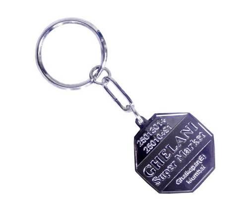 Ghelani Metal Keychain