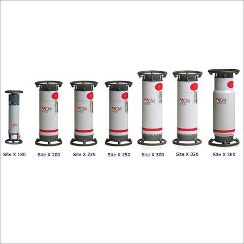 ICM portable Industrial X-ray machines