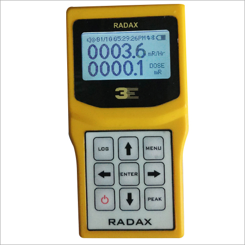 RADIATION SURVEY CUM DOSE METER