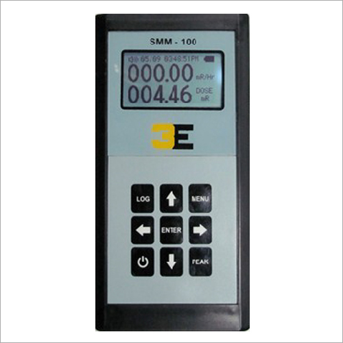 CONTAMINATION RADIATION SURVEY METER