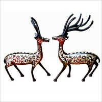 Reindeer Animal Figurine