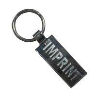 Levis Imprint Metal Keychain