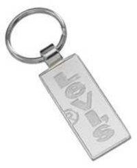 Levis Metal Keychain