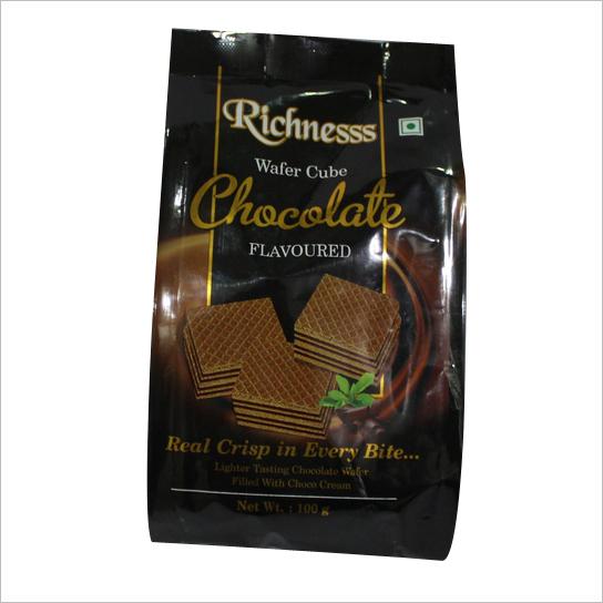 Richness Premium Chocolate Wafer Biscuit