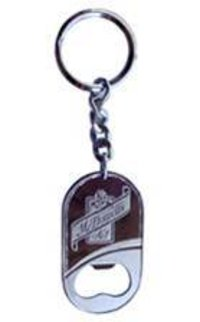 Mac Donald Metal Keychain