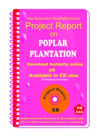 Poplar Plantation Project Report eBook
