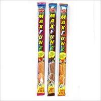 Max Funz Cream Wafer Biscuit