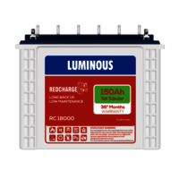 Luminous Rc18000 150 Ah Battery