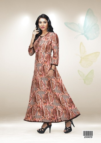 Silk Regular Wear dress materials