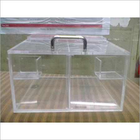 Acrylic Nut Boxes