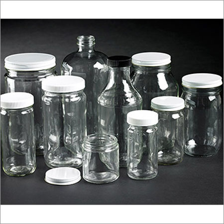 Pet Plastic Jar