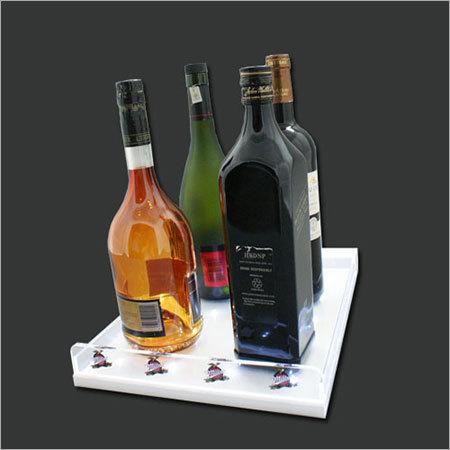 Acrylic Wine Displays