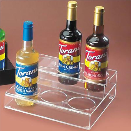 Acrylic Wine Displays