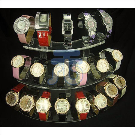 Acrylic Wrist Watch Stand