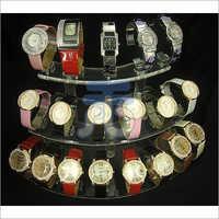 Acrylic Wrist Watch Stand