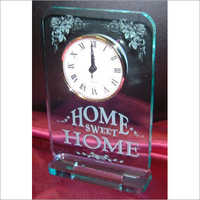 Acrylic Car Clock