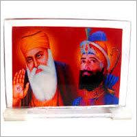 Acrylic god photo frames