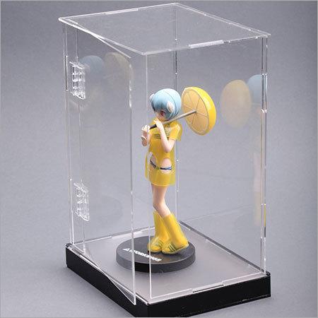 Acrylic Model Display Box