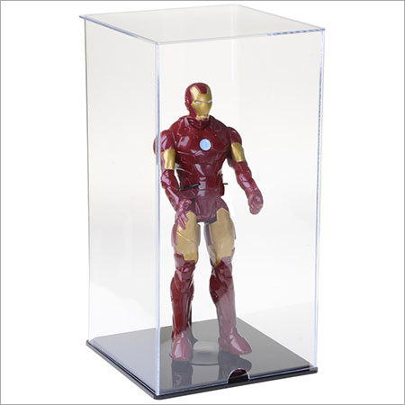 Acrylic Model Display Box