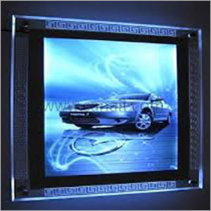 Acrylic Sandwich Wall Fitting Photo Frame Manufacturer