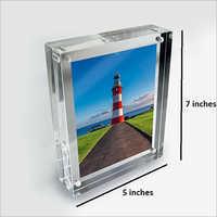 magnetic photo frame