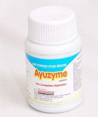 Ayuzyme Tablet
