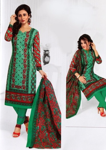 Karachi Cotton Dress Materials Wholesale