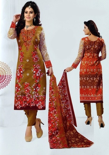 Karachi Cotton Dress Material