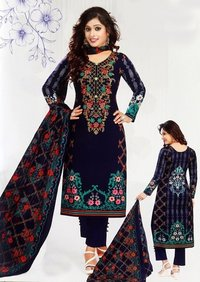 Latest karachi cotton Dress materials