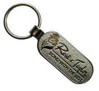 Raid Taylor Metal Keychain