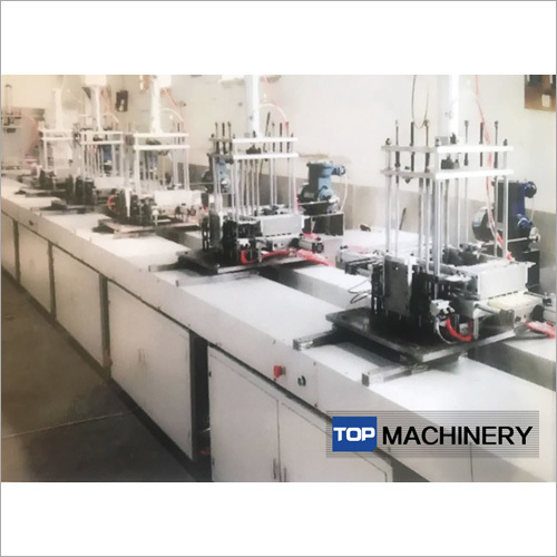 Automatic Inner Tube Chemical Filling Machine