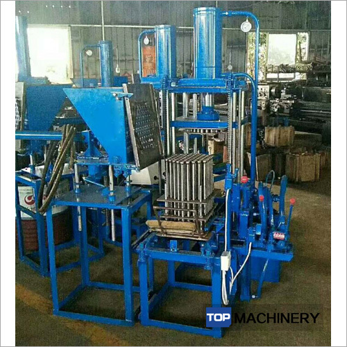 Hydraulic Press Mud Filling Machine
