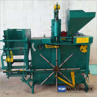 Mud Filling Machine