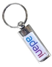 Snapdeal- Adani Metal Keychain
