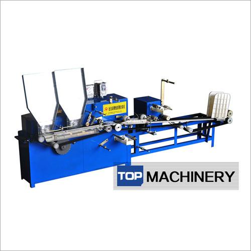 Automatic Firecracker Knitting Machine