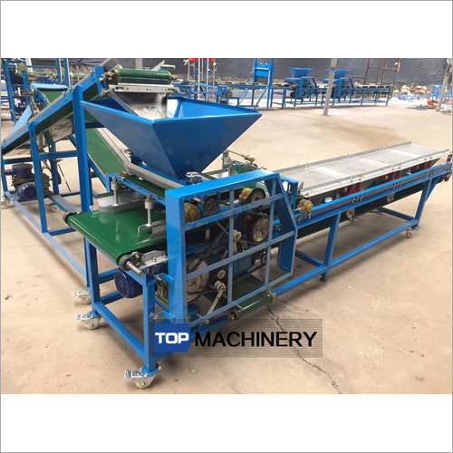 Magic Sand Bottom Closing Machine