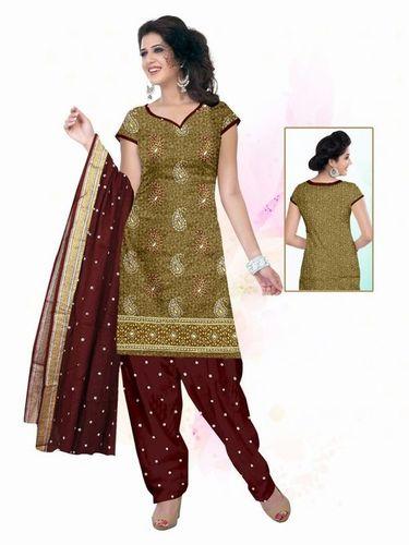 Designer Dupatta Ati Works