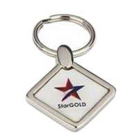 Stargold Excel Metal Keychain