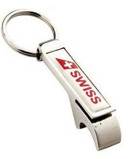 Swiss Exclusive Metal Keychain