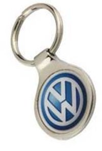 Volkswagen Exclusive Metal Keychain