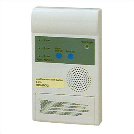 Three Point Simplified Type Gas Alarm