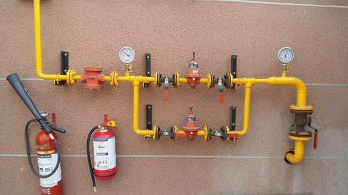Fire Extinguisher Installation