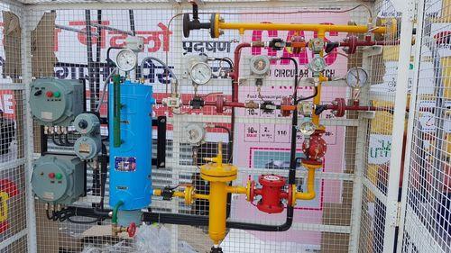 LPG Gas Pipeline Fittings
