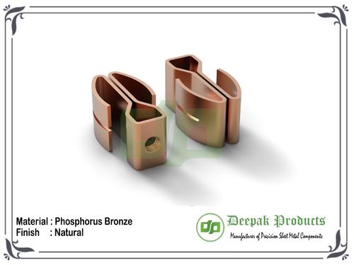 Phosphorus Bronze Fuse Clip