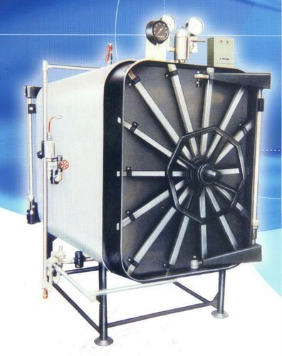 Rectangular Horizontal Autoclaves