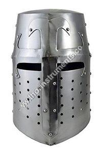 Crusader Armor Helmet Templar Knight Helmet