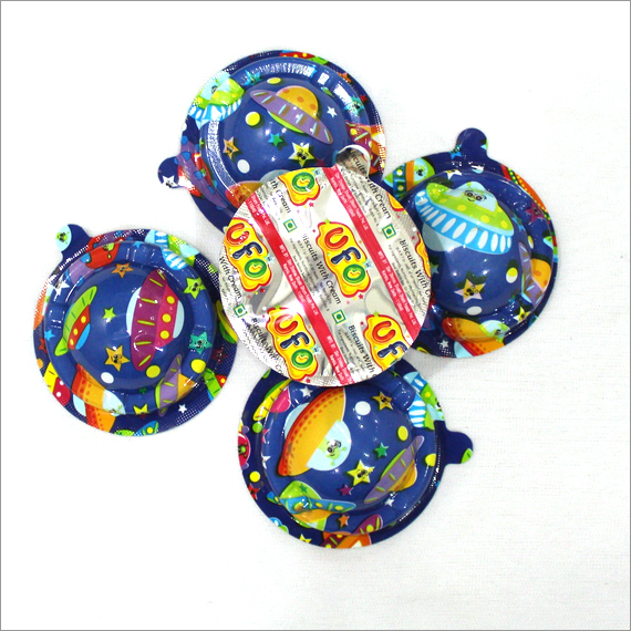 UFO Choco Biscuit