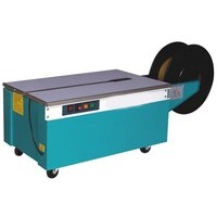 Low Table Economic Strapping Machine