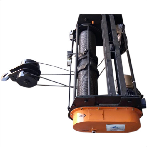 Base Mounted Hoist