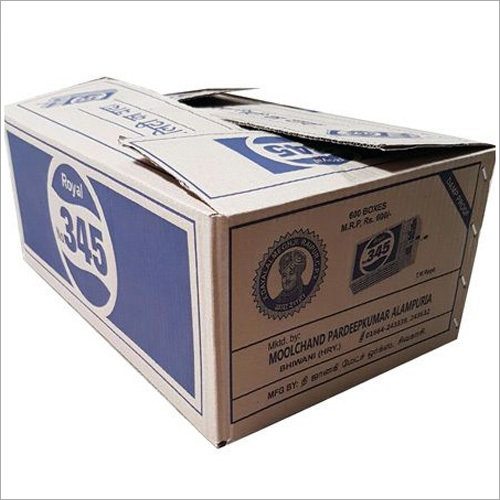 Regular Corrugated Packaging Box